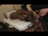 Bounty's Hot and Crazy Nylon Tickle Session
